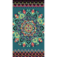 Walmart: Better Homes and Gardens Printed Beach Towel, Medallion