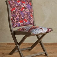 Kaneena Terai Folding Chair by Anthropologie
