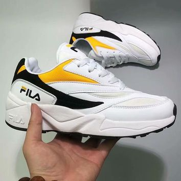 FILA Woman Men Fashion Running Sneakers Sport Shoes
