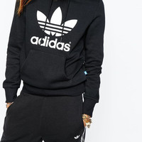 "Women ""Adidas"" Fashion Hooded Top Sweatshirt Sweater Pullover"