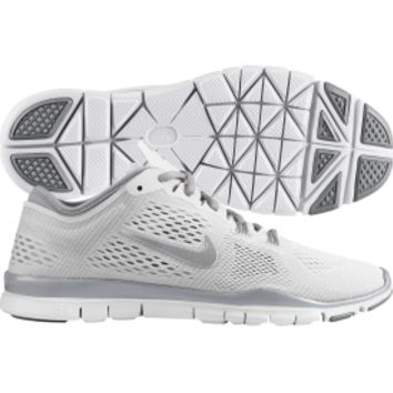 ... nike womens free 5.0 tr fit 4 training shoe white dicks sporting goods