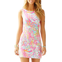 WHITING SHIFT - RESORT WHITE SCUBA TO CUBA W from Lilly Pulitzer, Available at Ocean Palm