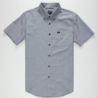 RVCA That'll Do Oxford Mens Shirt | S/S Shirts