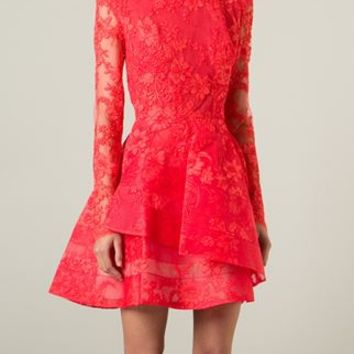 Alex Perry 'cacia' Lace Dress - Box Boutique - Farfetch.com
