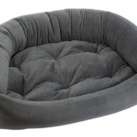 Napper Bed, Slate, Pet Beds