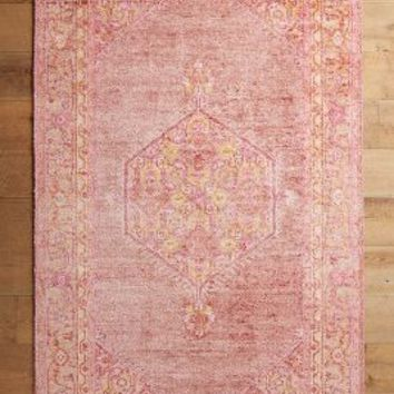Overdyed Naima Rug by Anthropologie