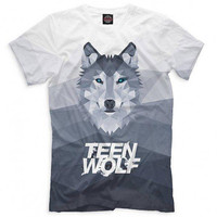 Teen Wolf  Art T-Shirt All sizes