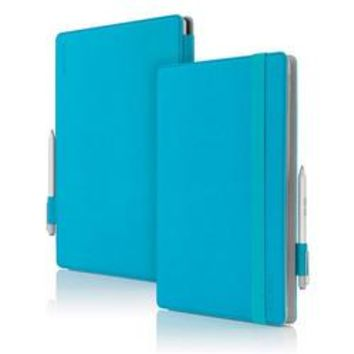 Incipio Roosevelt Slim Folio Case for Surface Pro 3 w/ Type Cover, Cyan