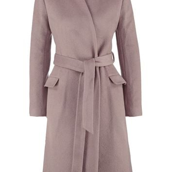 LK Bennett LUNEL - Classic coat - mocha - Zalando.co.uk