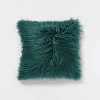 EMERALD FAUX FUR CUSHION - This week - New Arrivals | Zara Home United States
