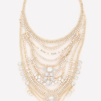 CRYSTAL EVENT NECKLACE