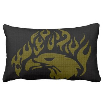 Eagle Lumbar Pillow