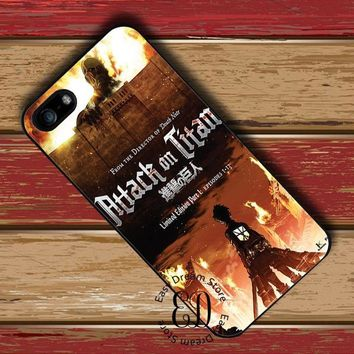 Cool Attack on Titan Anime  case for HTC M7 M8 M9 M10 Sony Z3 Z4 Z5 mini LG G4 G5 G6 Xiaomi Mi3 Mi4 Mi5 Redmi note 2 3 4 4X AT_90_11