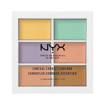 NYX Color Correcting Concealer - #3CP04