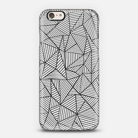 Abstraction Lines #2 iPhone 6 case by Project M   Casetify