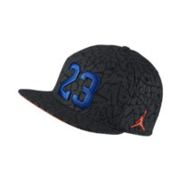 Jordan Jumpman XX9 Adjustable Hat, by Nike (Black)