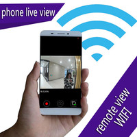 zetta wifi wireless HD ip camera remote live view with longest standby time wide angle motion detection recording hidden