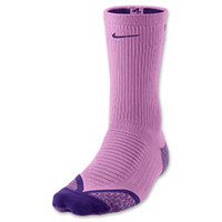 Men's Nike Elite Running Cushion Crew Socks