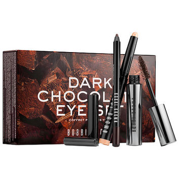 Bobbi Brown Dark Chocolate Eye Set