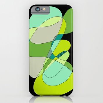 Abstract 3 iPhone & iPod Case by DuckyB (Brandi)
