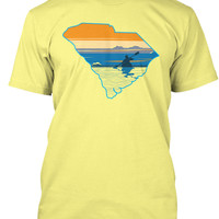 Men's South Carolina Kayaking T-Shirt
