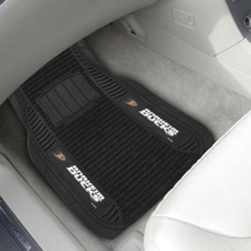 NHL Team 2-Piece Deluxe Car Mats