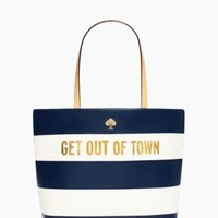 get out of town bon shopper - kate spade new york