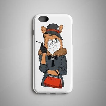 Foxy Lady iPhone 8 Plus Case iPhone X Case iPhone