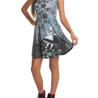 Alice In Wonderland Gothic Art Dress