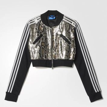 adidas Originals Superstar Track Jacket LA