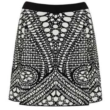 Thurley Swan Lake Knit Skirt Online