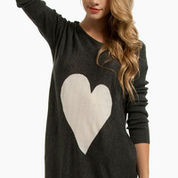 Big Heart Sweater $33