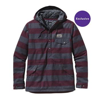 Patagonia Men's Reclaimed Wool Snap-T® Pullover