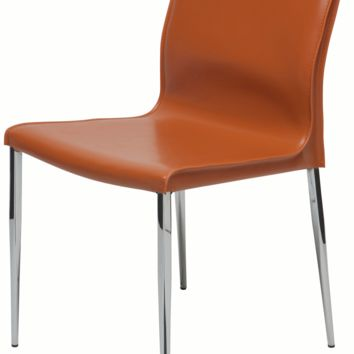 Ellis Steel Leg Dining Chair