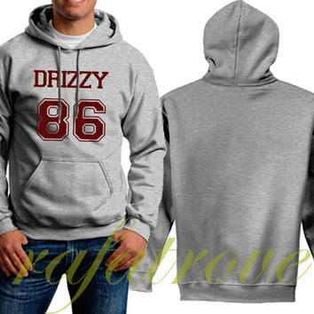 Drake Hoodie Drizzy 86 Date of Birth Unisex Hoodies - RT88