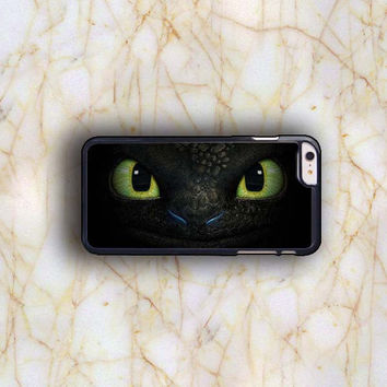 Dream colorful Dream colorful How To Train Your Dragon Plastic Case Cover for Apple iPhone 6 Plus 4