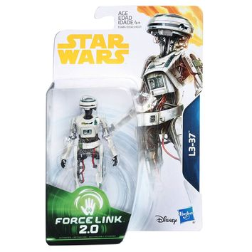 L3-37 Force Link 2.0 Solo A Star Wars Story 3.75 Inch Figure
