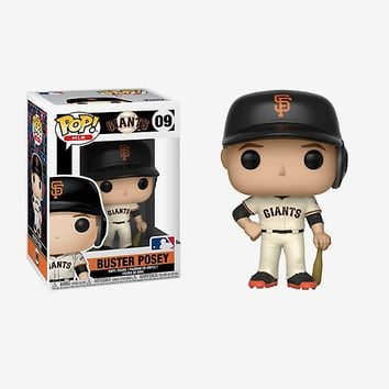 Funko San Francisco Giants Pop! MLB Buster Posey Vinyl Figure