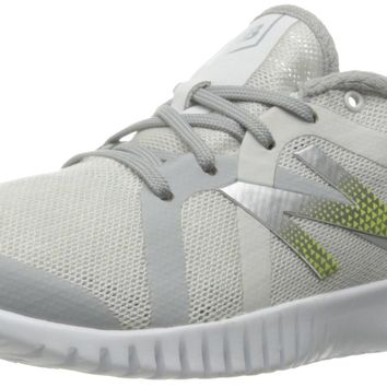 new balance women s wx615 cross trainer silver mink firefly 7 5 b m us