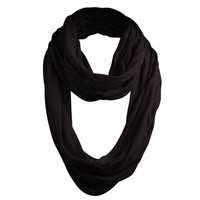Echarpe Wrinkle Loop urban Classics Black - LaBoutiqueOfficielle.com