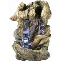 Yosemite Home Decor Double Rock Fountain