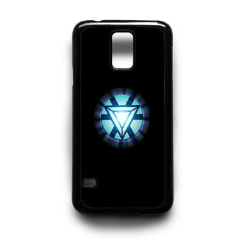 iron man arc reactor Samsung S5 S4 S3 Case By xavanza