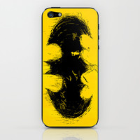 'Anyone Here?' iPhone & iPod Skin by Peter Goes