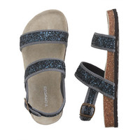 crewcuts Girls Shimmer Sandals