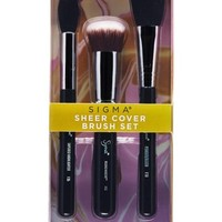 Sigma Beauty Sheer Cover Brush Set ($75 Value) | Nordstrom