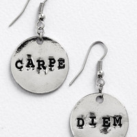 Scholastic Odes of Wisdom Earrings by ModCloth