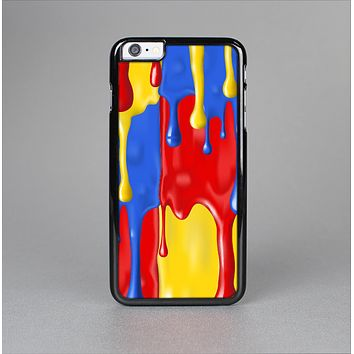The Vector Paint Drips Skin-Sert for the Apple iPhone 6 Plus Skin-Sert Case