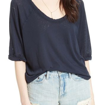 Free People Moonlight Tee | Nordstrom