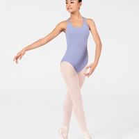 Free Shipping - Asymmetrical Adult Tank Leotard by NATALIE
