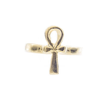 Key of Life Knuckle Ring